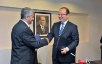 TİKA ile Yunus Emre Enstitüsü Arasında Türkoloji Projesinin Devrine İlişkin Protokol İmzalandı