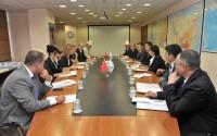 Kırgız Parlamentosu Bürokrat Heyeti TİKA'da