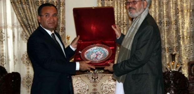 Başbakan Yardımcısı Bekir Bozdağ Afganistan'da  - 5