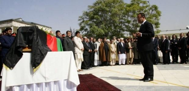 Başbakan Yardımcısı Bekir Bozdağ Afganistan'da  - 2