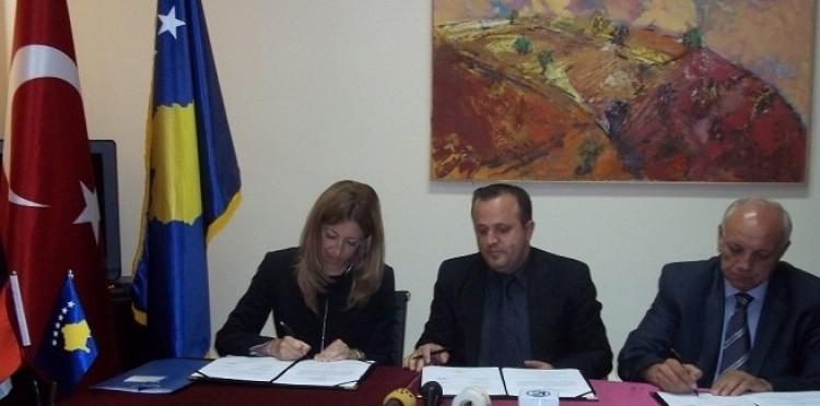 TİKA'dan Kosova'ya İki Dev Proje