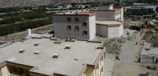 Başbakan Yardımcısı Bekir Bozdağ'dan TİKA'nın Kabil'de Yaptırdığı Sürekli Eğitim Merkezine Ziyaret  - 26
