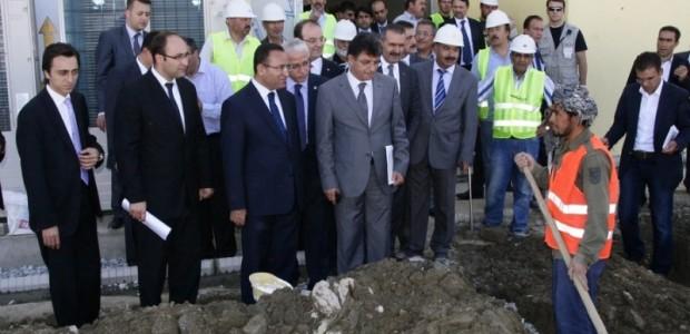 Başbakan Yardımcısı Bekir Bozdağ'dan TİKA'nın Kabil'de Yaptırdığı Sürekli Eğitim Merkezine Ziyaret  - 25
