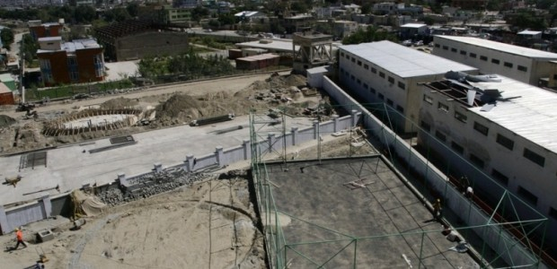 Başbakan Yardımcısı Bekir Bozdağ'dan TİKA'nın Kabil'de Yaptırdığı Sürekli Eğitim Merkezine Ziyaret  - 24