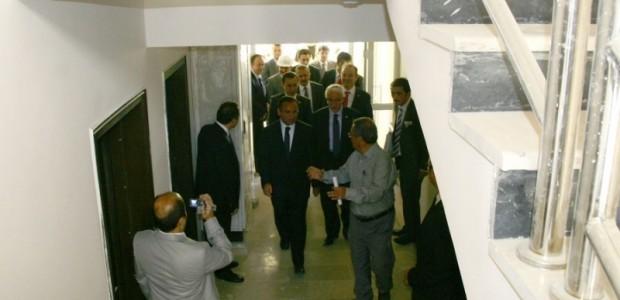 Başbakan Yardımcısı Bekir Bozdağ'dan TİKA'nın Kabil'de Yaptırdığı Sürekli Eğitim Merkezine Ziyaret  - 22