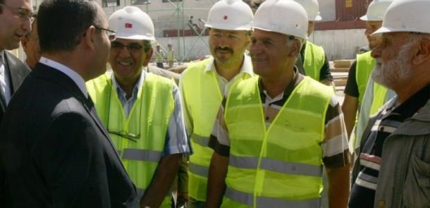 Başbakan Yardımcısı Bekir Bozdağ'dan TİKA'nın Kabil'de Yaptırdığı Sürekli Eğitim Merkezine Ziyaret  - 21
