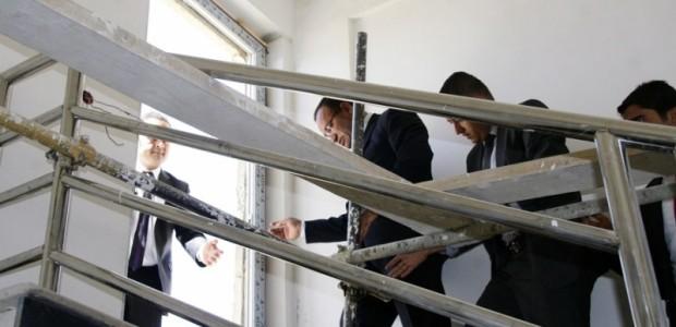 Başbakan Yardımcısı Bekir Bozdağ'dan TİKA'nın Kabil'de Yaptırdığı Sürekli Eğitim Merkezine Ziyaret  - 19