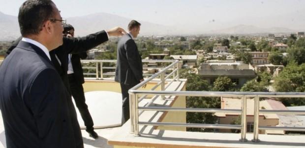 Başbakan Yardımcısı Bekir Bozdağ'dan TİKA'nın Kabil'de Yaptırdığı Sürekli Eğitim Merkezine Ziyaret  - 18