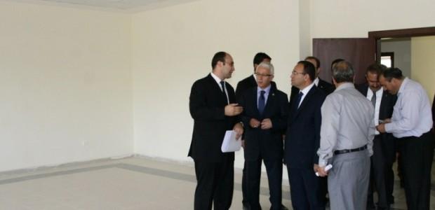 Başbakan Yardımcısı Bekir Bozdağ'dan TİKA'nın Kabil'de Yaptırdığı Sürekli Eğitim Merkezine Ziyaret  - 17