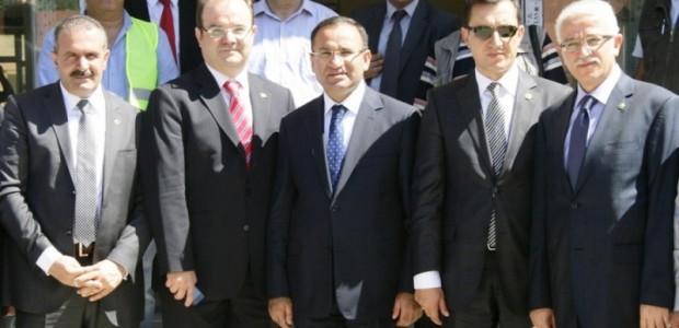 Başbakan Yardımcısı Bekir Bozdağ'dan TİKA'nın Kabil'de Yaptırdığı Sürekli Eğitim Merkezine Ziyaret  - 16