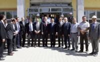 Başbakan Yardımcısı Bekir Bozdağ'dan TİKA'nın Kabil'de Yaptırdığı Sürekli Eğitim Merkezine Ziyaret