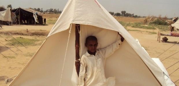 Pakistan'daki Selzedelere TİKA'dan Yardım  - 6