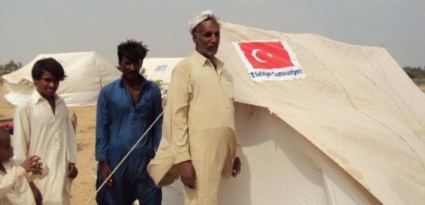 Pakistan'daki Selzedelere TİKA'dan Yardım  - 5