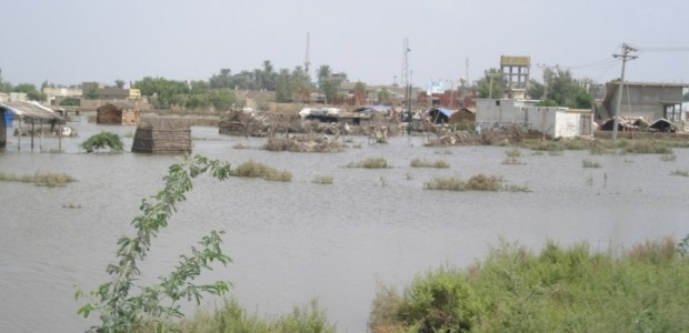Pakistan'daki Selzedelere TİKA'dan Yardım  - 1