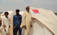 Pakistan'daki Selzedelere TİKA'dan Yardım