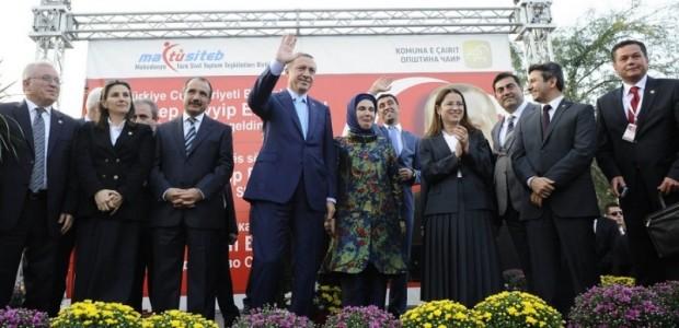 Başbakan Erdoğan TİKA Tarafından Restorasyonu Tamamlanan Mustafa Paşa Camii'nden Dünyaya Seslendi  - 1