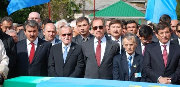 Türkiye'den Cengiz Dağcı'ya Vefa  - 4