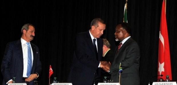 Başbakan Erdoğan Güney Afrika'da  - 7
