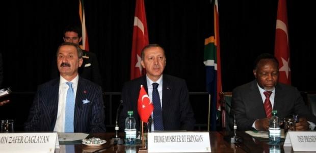 Başbakan Erdoğan Güney Afrika'da  - 6