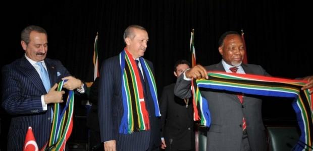 Başbakan Erdoğan Güney Afrika'da  - 4