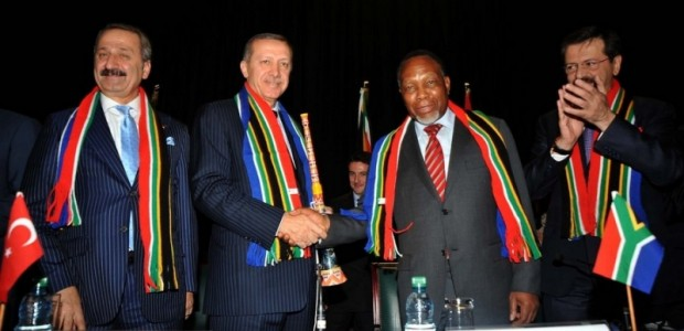 Başbakan Erdoğan Güney Afrika'da  - 3