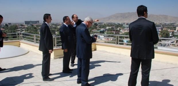 Başbakan Yardımcısı Bekir Bozdağ'dan TİKA'nın Kabil'de Yaptırdığı Sürekli Eğitim Merkezine Ziyaret  - 13