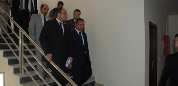 Başbakan Yardımcısı Bekir Bozdağ'dan TİKA'nın Kabil'de Yaptırdığı Sürekli Eğitim Merkezine Ziyaret  - 11