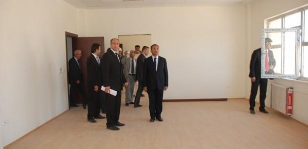 Başbakan Yardımcısı Bekir Bozdağ'dan TİKA'nın Kabil'de Yaptırdığı Sürekli Eğitim Merkezine Ziyaret  - 10