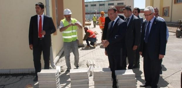 Başbakan Yardımcısı Bekir Bozdağ'dan TİKA'nın Kabil'de Yaptırdığı Sürekli Eğitim Merkezine Ziyaret  - 8