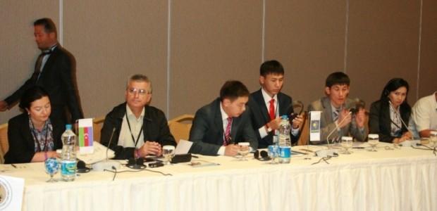 Orta Asya Ülkeleri Sürdürülebilir Su Ürünleri Eğitimi İçin Antalya'da  - 11