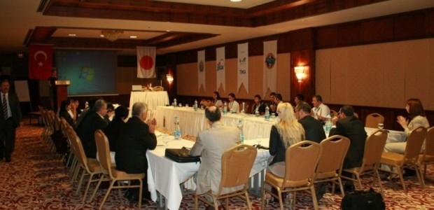 Orta Asya Ülkeleri Sürdürülebilir Su Ürünleri Eğitimi İçin Antalya'da  - 10