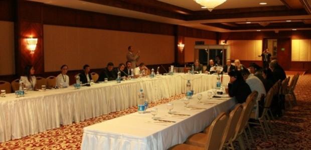Orta Asya Ülkeleri Sürdürülebilir Su Ürünleri Eğitimi İçin Antalya'da  - 8
