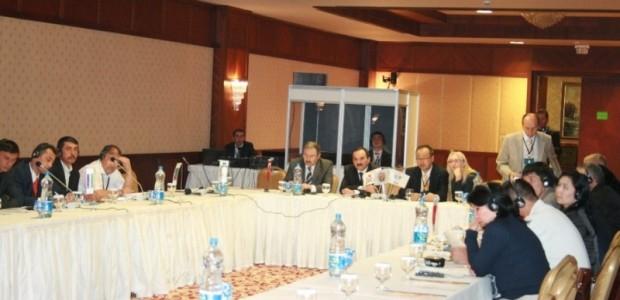 Orta Asya Ülkeleri Sürdürülebilir Su Ürünleri Eğitimi İçin Antalya'da  - 6