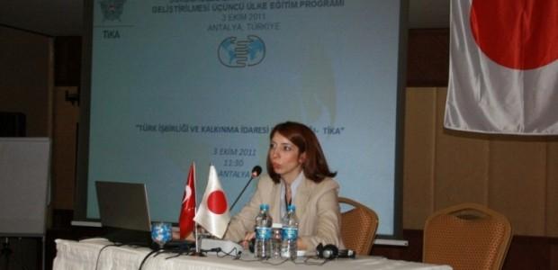 Orta Asya Ülkeleri Sürdürülebilir Su Ürünleri Eğitimi İçin Antalya'da  - 5