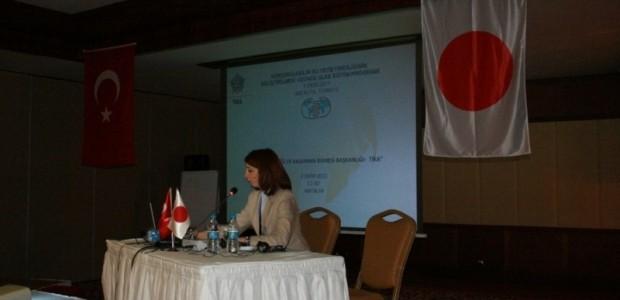 Orta Asya Ülkeleri Sürdürülebilir Su Ürünleri Eğitimi İçin Antalya'da  - 4