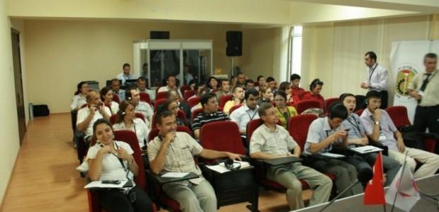 Orta Asya Ülkeleri Sürdürülebilir Su Ürünleri Eğitimi İçin Antalya'da  - 3