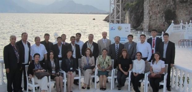 Orta Asya Ülkeleri Sürdürülebilir Su Ürünleri Eğitimi İçin Antalya'da  - 1