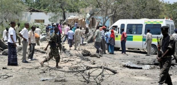 Somali'de Yaşanan Saldırının Hedefi Türkiye'nin Yardımları Değil  - 8