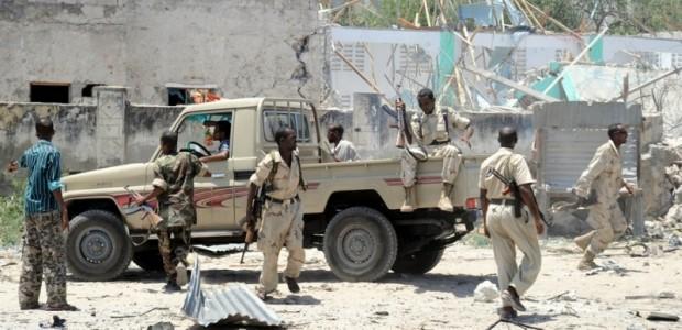 Somali'de Yaşanan Saldırının Hedefi Türkiye'nin Yardımları Değil  - 5