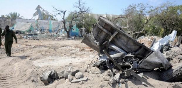 Somali'de Yaşanan Saldırının Hedefi Türkiye'nin Yardımları Değil  - 4
