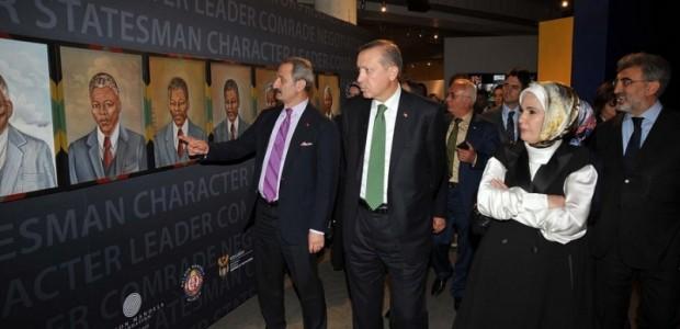 Başbakan Erdoğan Güney Afrika Cumhuriyeti Ziyaretini Tamamladı  - 2