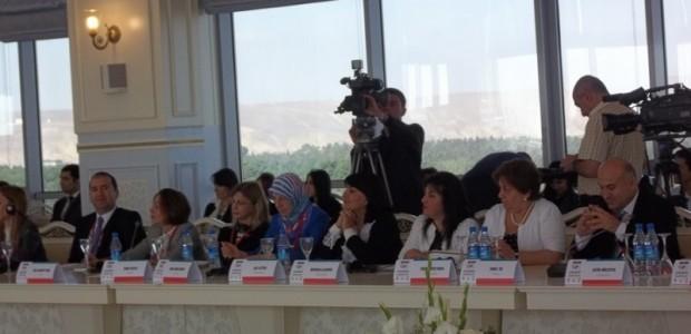 21. Yüzyılın Kadınları Uluslararası İşbirliği İçin Buluştu  - 6