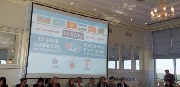 21. Yüzyılın Kadınları Uluslararası İşbirliği İçin Buluştu  - 5
