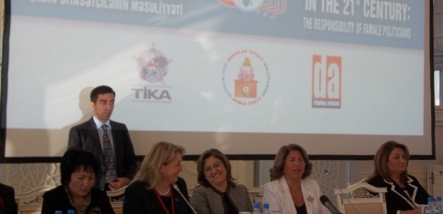 21. Yüzyılın Kadınları Uluslararası İşbirliği İçin Buluştu  - 3