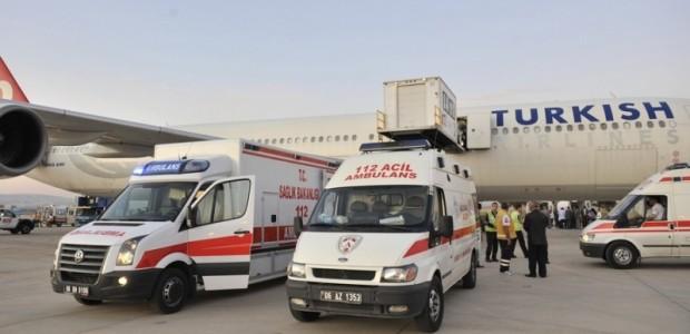 Türkiye Bir İnsani Yardım Operasyonunu Daha Başarı ile Tamamladı  - 10