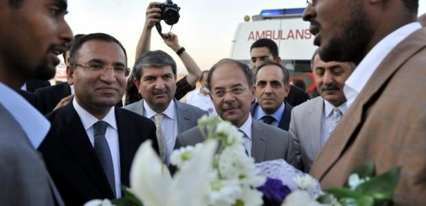 Türkiye Bir İnsani Yardım Operasyonunu Daha Başarı ile Tamamladı  - 8