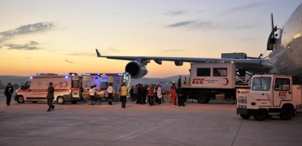 Türkiye Bir İnsani Yardım Operasyonunu Daha Başarı ile Tamamladı  - 2