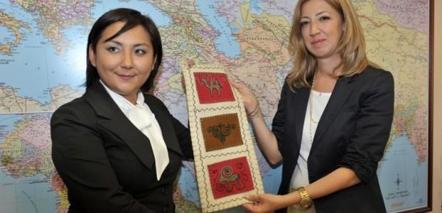 Kırgız Parlamentosu Bürokrat Heyeti TİKA'da  - 4