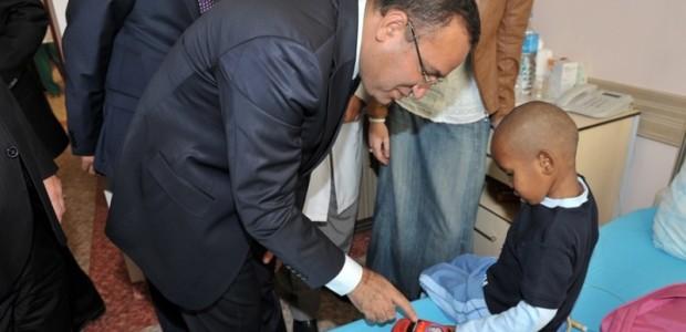 Somalili Yaralılara Bekir Bozdağ'dan Ziyaret  - 2