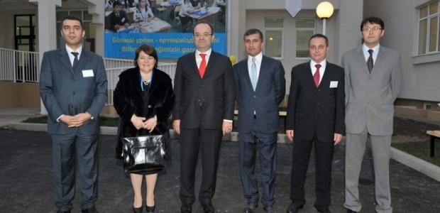 Başbakan Yardımcısı Bekir Bozdağ Kazakistan'da  - 5